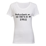 Underestimate Me - BuyAbility South Africa