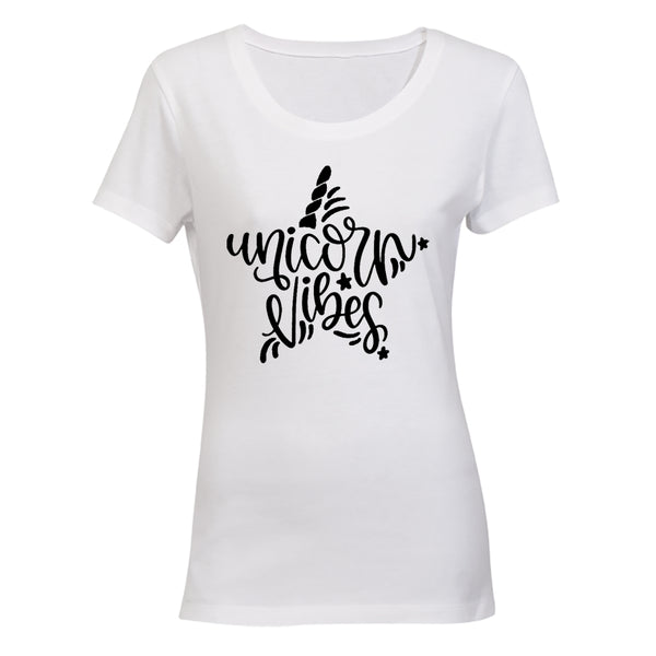 Unicorn Vibes - Startfish - Ladies - T-Shirt - BuyAbility South Africa