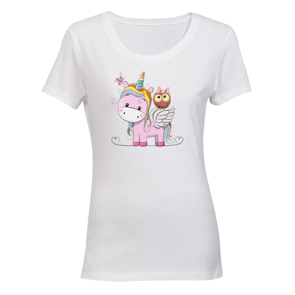 Unicorn & Friends - Ladies - T-Shirt - BuyAbility South Africa