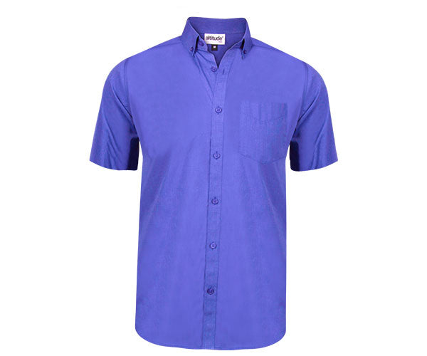 Viscount Mens Short Sleeve Shirt - BuyAbility South Africa