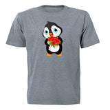 Valentine Penguin - Kids T-Shirt - BuyAbility South Africa