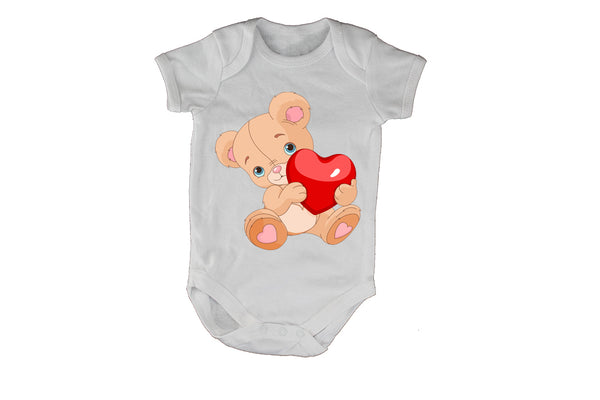 Valentine Teddy - Baby Grow - BuyAbility South Africa