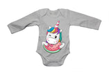 Watermelon Unicorn - Babygrow - BuyAbility South Africa