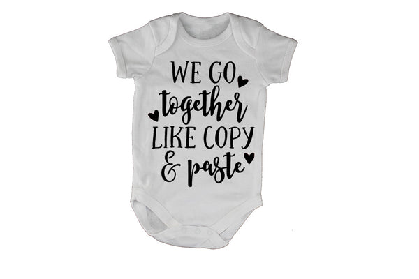 We Go Together Like - Valentine Inspired - Baby Grow - BuyAbility South Africa