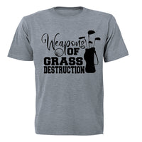 Weapons of Grass Destruction - Adults - T-Shirt - BuyAbility South Africa