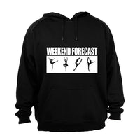 Weekend Forecast - Dance - Hoodie - BuyAbility South Africa