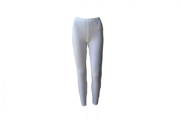 Plain White Leggings - BuyAbility South Africa