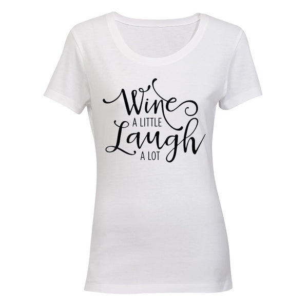 Wine a Little, Laugh A lot! BuyAbility SA