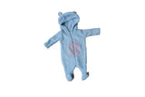 Baby Bear – Blue Teddy Bear Winter Baby Grow - BuyAbility South Africa