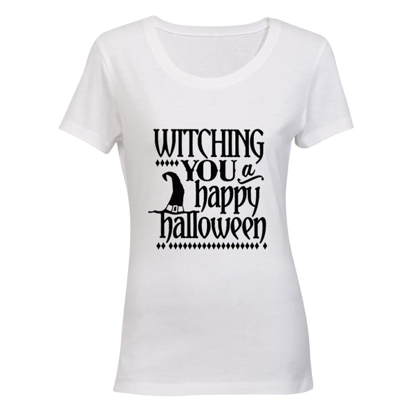 Witching you a Happy Halloween! BuyAbility SA