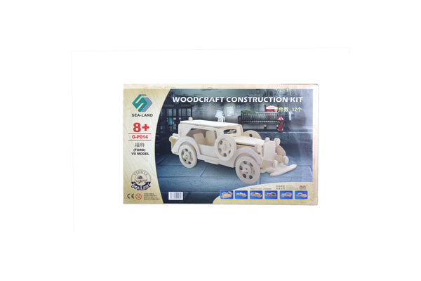 Woodcraft Ford V8 Model
