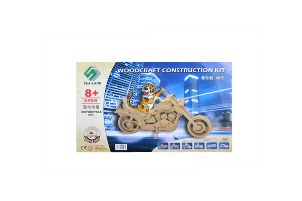 Woodcraft Motorcycle