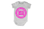 Mothers Day - World's Loved Mom - Baby Grow