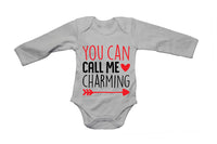 You Can Call Me Charming - Valentine - Baby Grow - BuyAbility South Africa