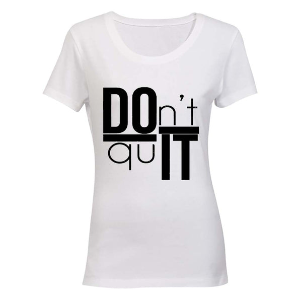 Don't Quit - DO IT BuyAbility SA