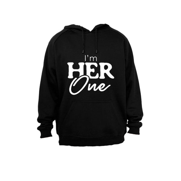 I'm Her One - Hoodie - BuyAbility South Africa
