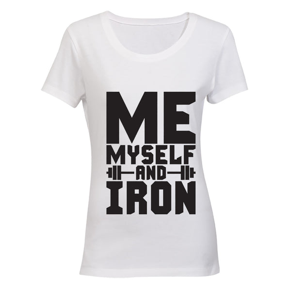 Me, Myself and Iron! BuyAbility SA
