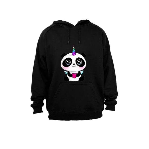 Panda Unicorn! - Hoodie - BuyAbility South Africa