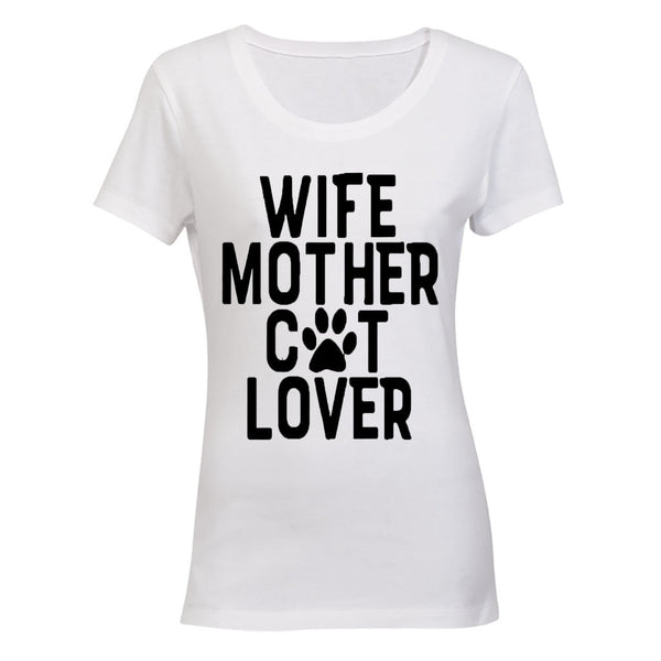 Wife - Mother - Cat Lover BuyAbility SA