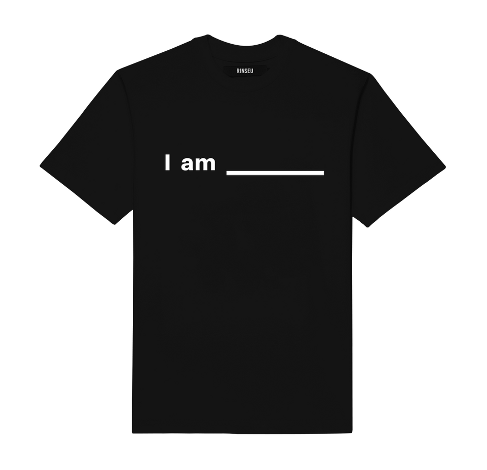 Experience Machine Black Tee