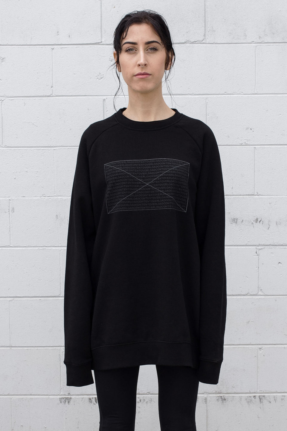 Loading Black Sweatshirt