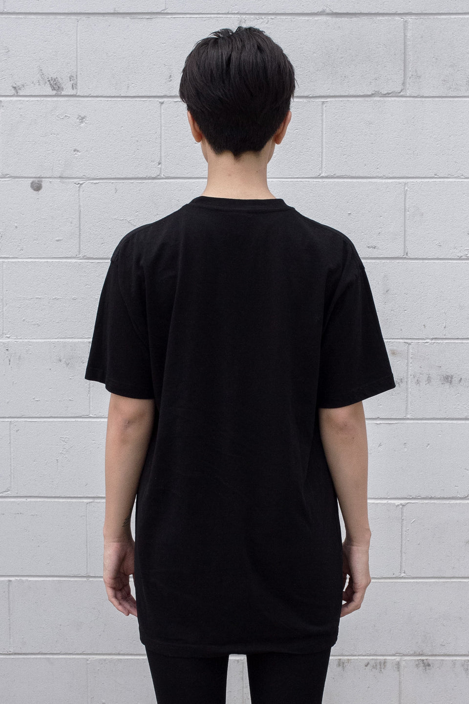 Singularity Black Tee