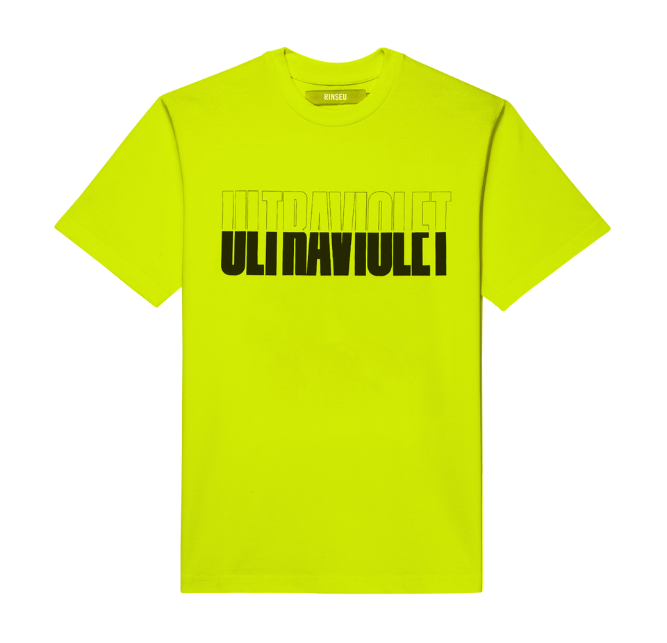 Ultraviolet Safety Yellow Tee