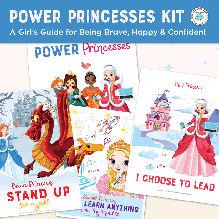 POWER PRINCESSES KIT