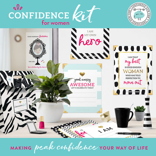 Confidence Kit for Women (18+)