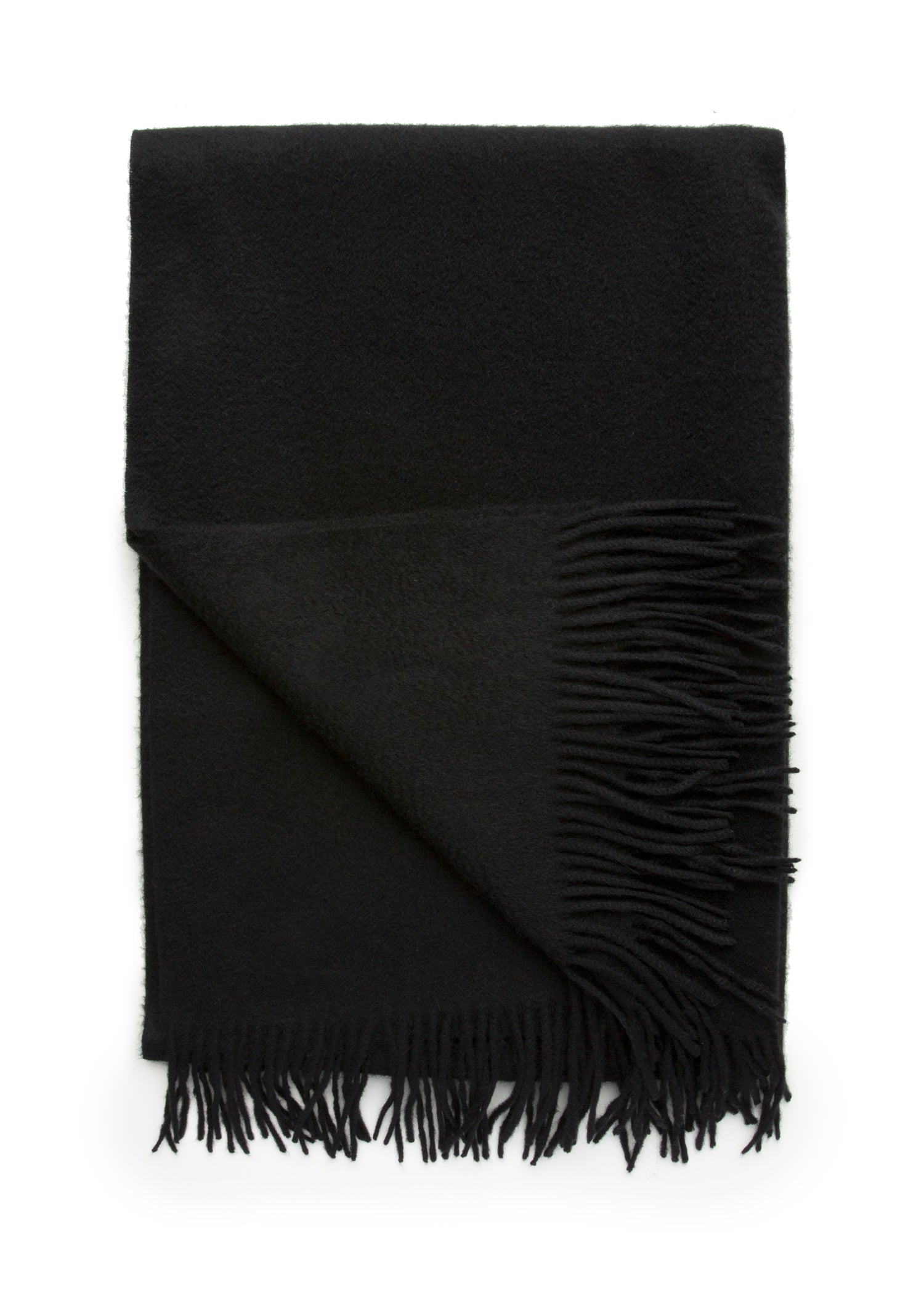 womens black cashmere scarf wrap