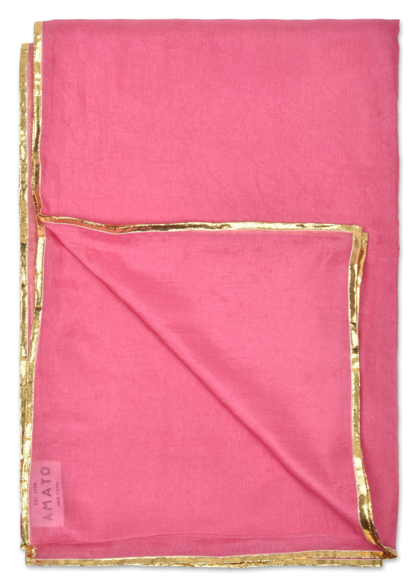 Oro Silk in Dark Pink