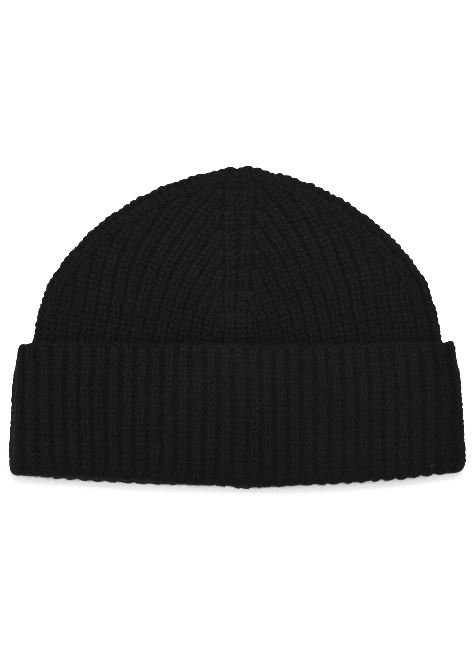 Cashmere Cap in Black