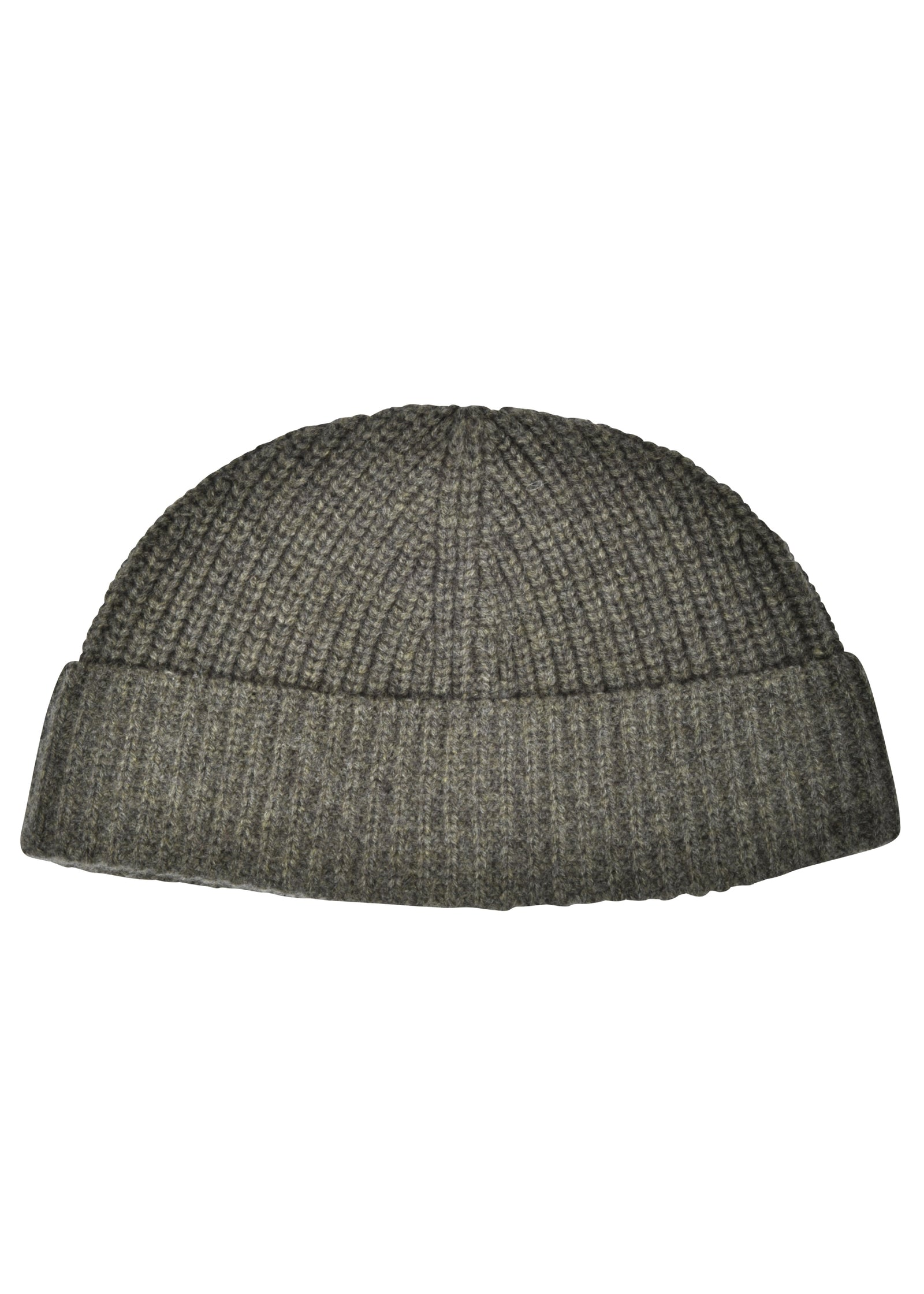 Cashmere Cap in Army