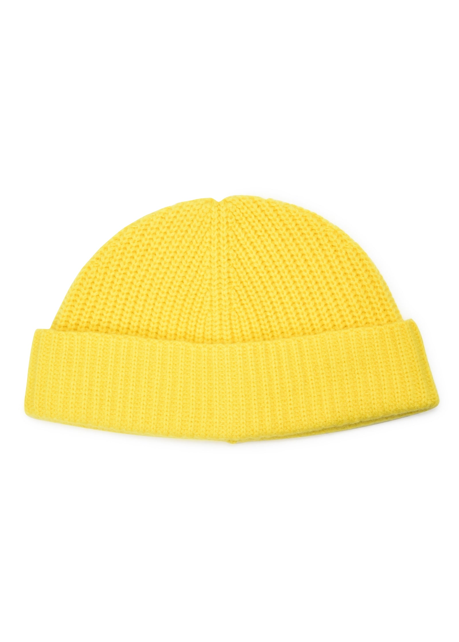 Cashmere Cap in Citrus