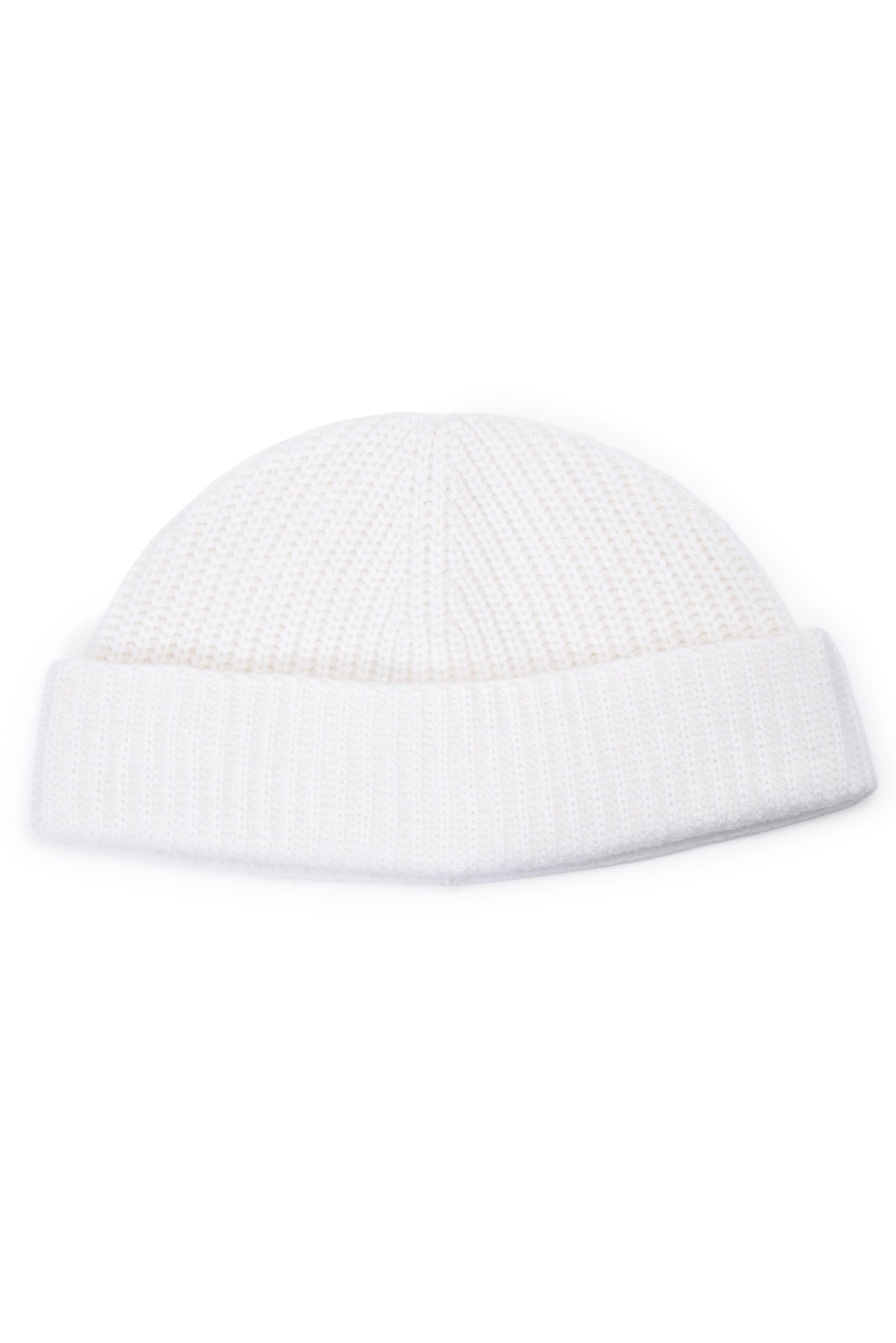 Cashmere Cap in White