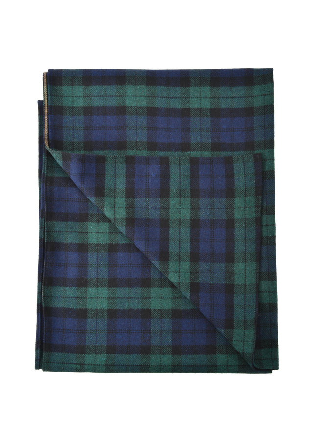 Plaid Scarf in Blackwatch