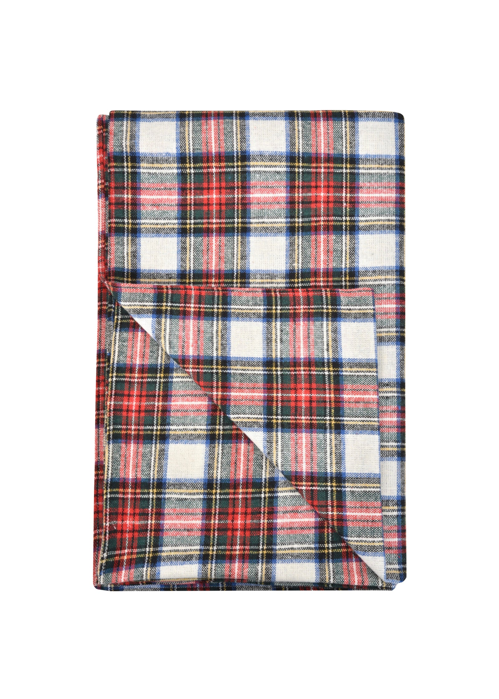 Plaid Scarf in Tartan
