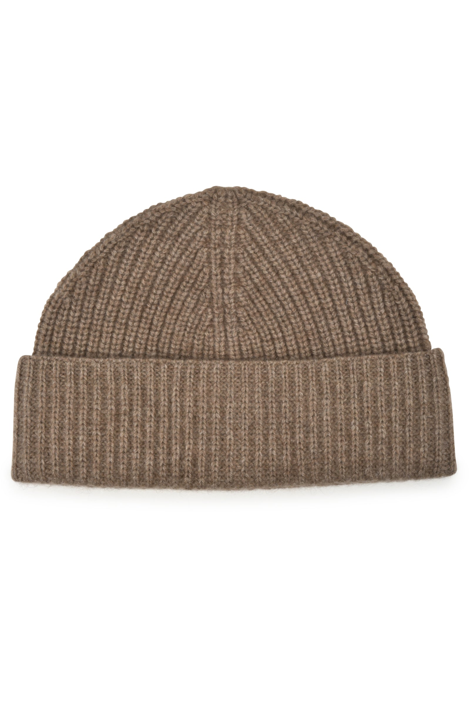 Cashmere Cap in Natural