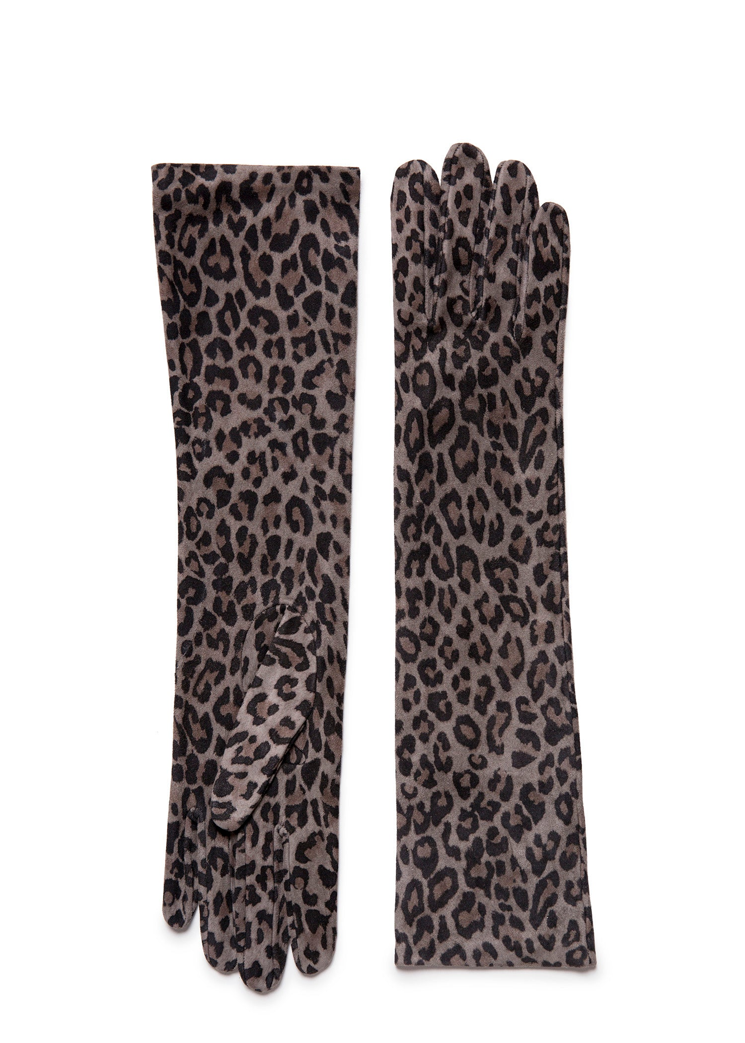 Leopardo Matinee in Grey