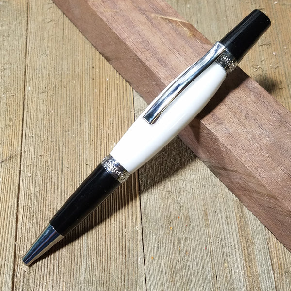 Gloss White Elegant Sierra Pen
