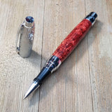 Pearl Red Rollerball Presimo Pen