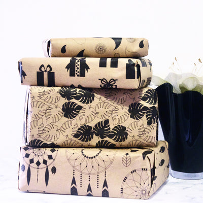 MIX IT UP GIFT WRAP - left-handesign