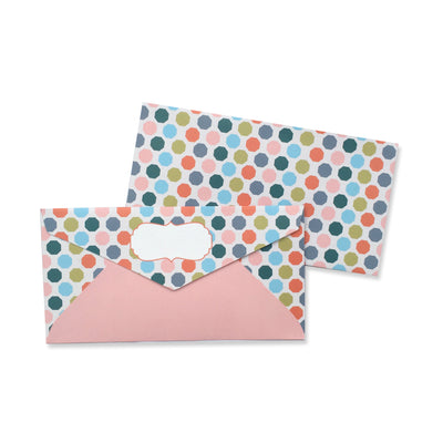 HEXAPOP ENVELOPE - left-handesign
