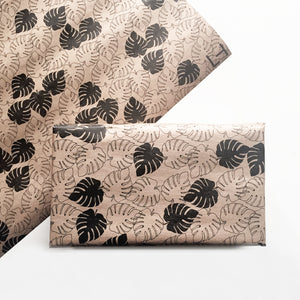 THE TROPICS GIFT WRAP - left-handesign