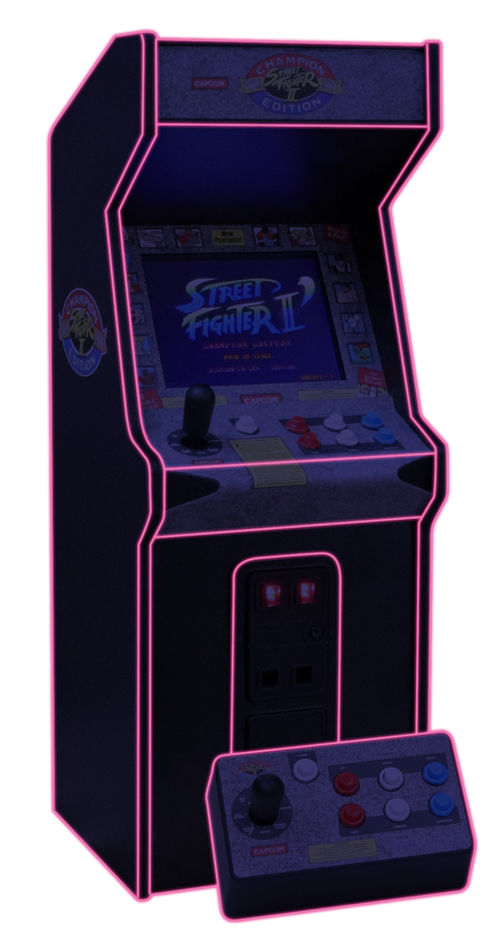 New Wave Toys - Home of Replicade Amusements
