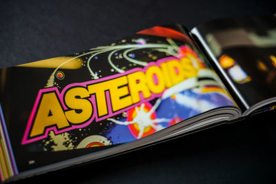 ARTCADE Extended Edition - The Book of Classic Arcade Game Art