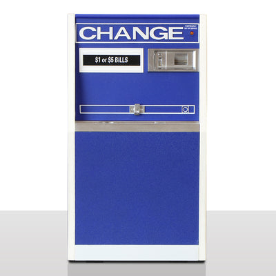 USB Charge Machine - Blue/White