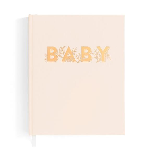 Baby Book - Buttermilk