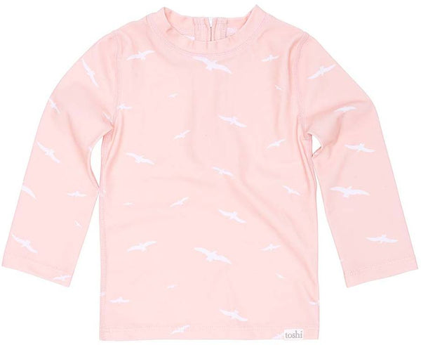 L/S Swim Rashie - Palm Beach