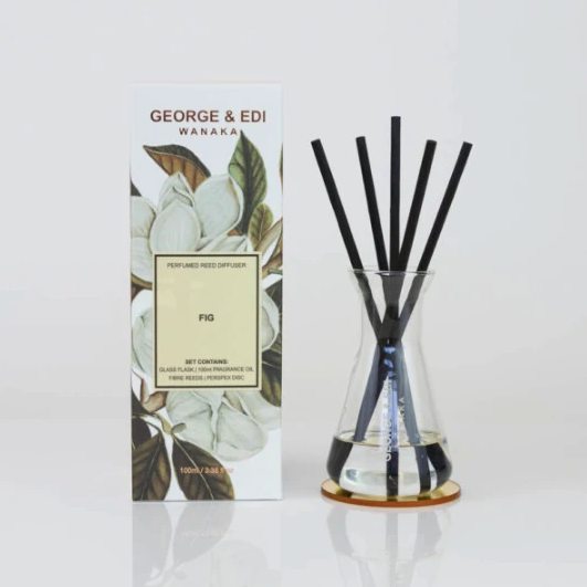 Classic  Range / Reed Diffuser - Fig